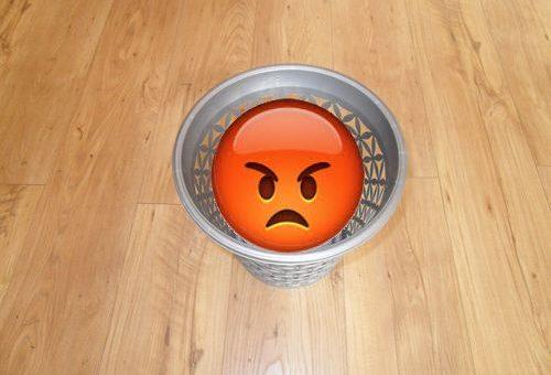 Co można zrobić w obliczu dziecięcej złości.