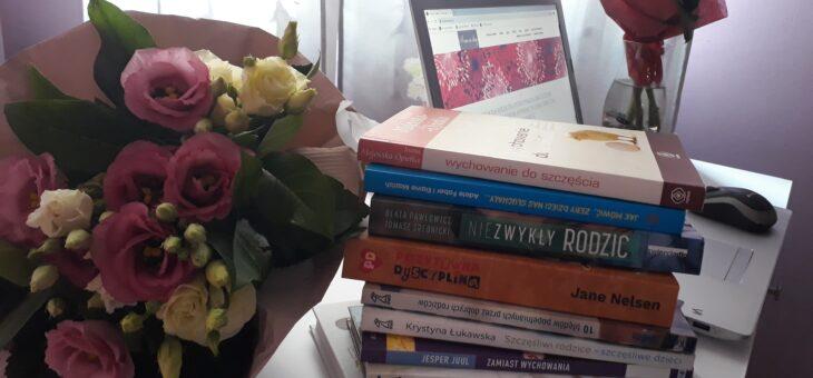 Moje Top Ten – czyli najlepsze książki o wychowaniu, jakie polecam.
