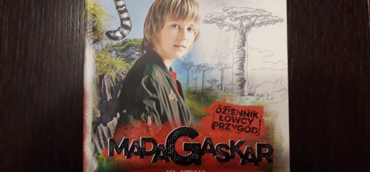 Madagaskar – Klątwa pasiastego lemura. Dziennik łowcy przygód – recenzja.