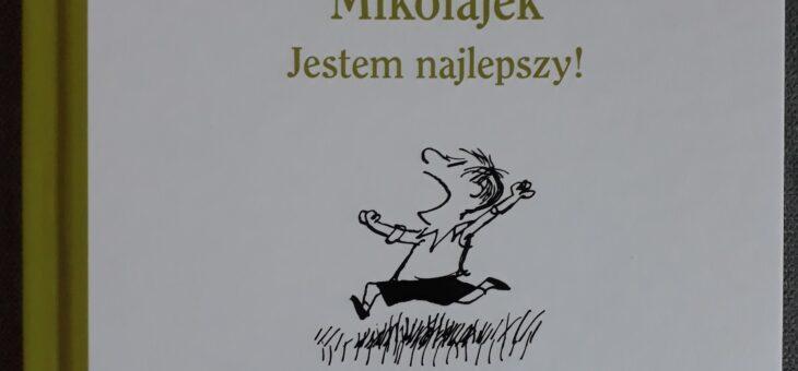 Mikołajek – jestem najlepszy – recenzja.