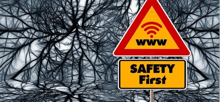 Niebezpieczne wyzwania i inne internetowe zagrożenia, na jakie narażone są dzieci.